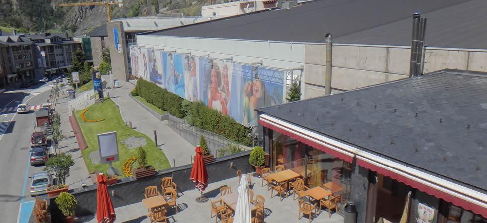 Palau de Gel d'Andorra
