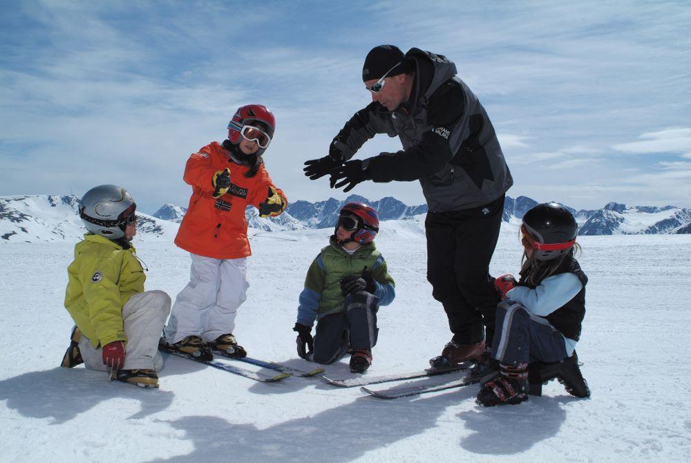 Ecole de ski for Chambre cinquante sept
